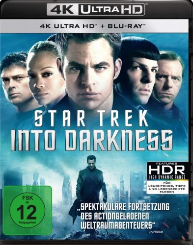 star trek into darkness 4k uhd blu-ray review cover