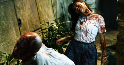zombieworld - welcome to the ultimate zombie part blu-ray review szene 6