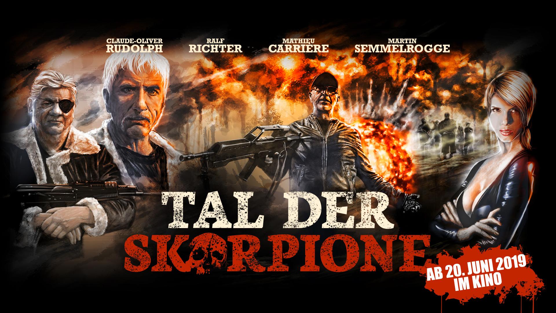 Tal Der Skorpione Trailer