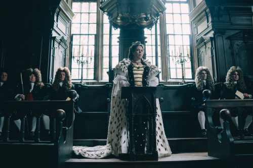 the favourite intrigen und irrsinn blu-ray review szene 5