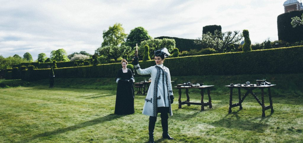 the favourite intrigen und irrsinn blu-ray review szene 7