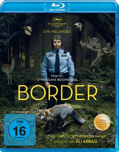 border blu-ray review cover