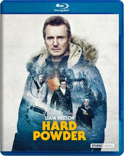 hard powder blu-ray review cover