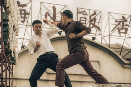 master z ip man legacy blu-ray review szene 3