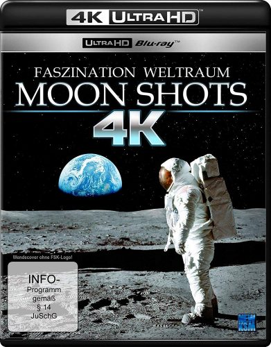 moon shots - faszination weltraum 4k uhd blu-ray review cover