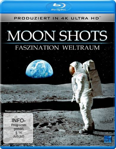 moon shots - faszination weltraum blu-ray review cover
