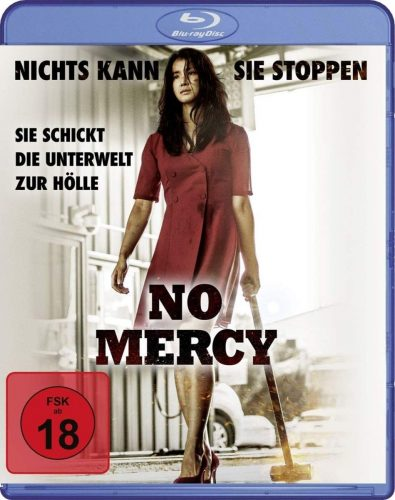 no mercy blu-ray review cover