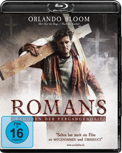 romans - daemonen der vergangenheit blu-ray review cover