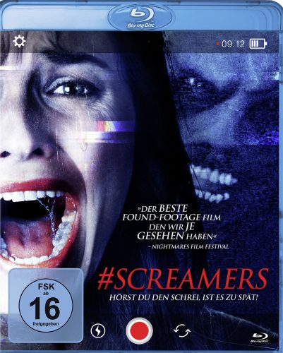 screamers blu-ray review cover