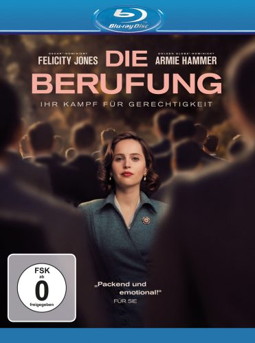 die berufung blu-ray review cover