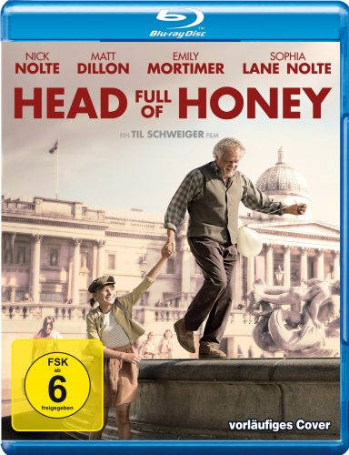 head full of honey blu-ray review cover