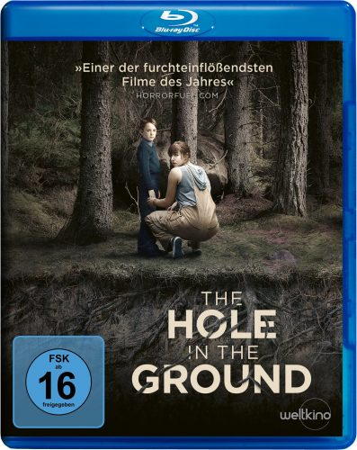 hole in the ground blu-ray review cover