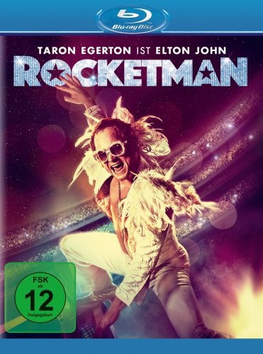 rocketman blu-ray review cover
