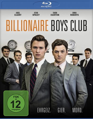 billionaire boys club blu-ray review cover