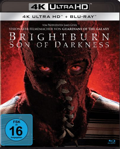 brightburn 4k uhd blu-ray review Cover