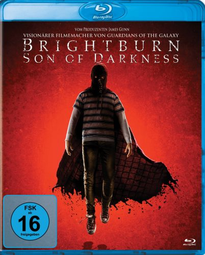 brightburn blu-ray review Cover
