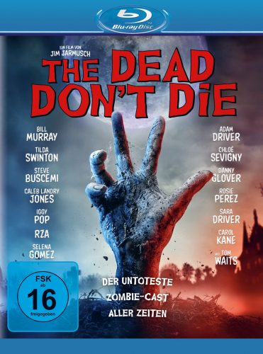 dead don't die blu-ray review cover