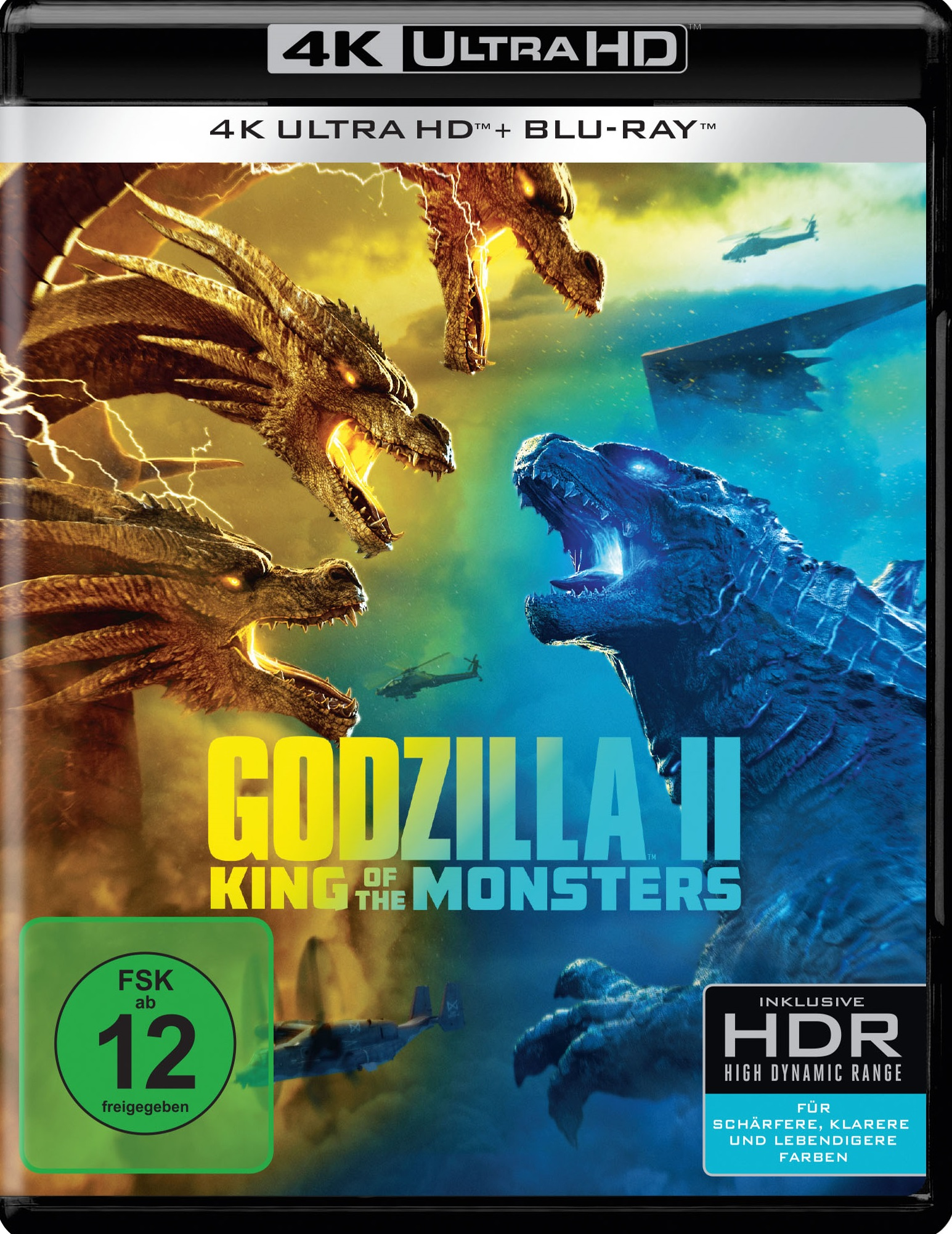 Godzilla 2 German Stream