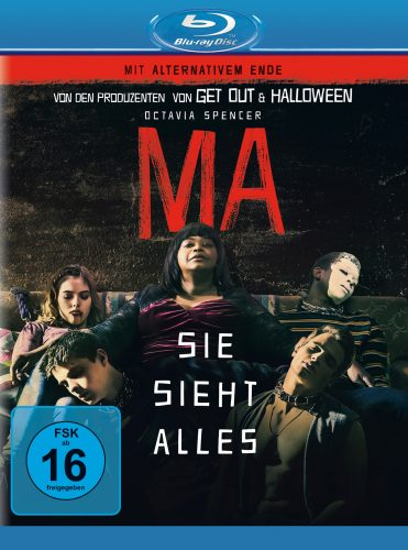 ma sie sieht alles blu-ray review cover
