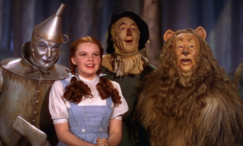 wizard of oz 4k uhd blu-ray review szene 2