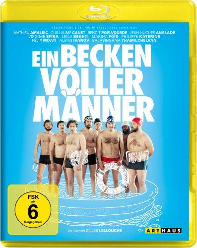 ein becken voller männer blu-ray review cover