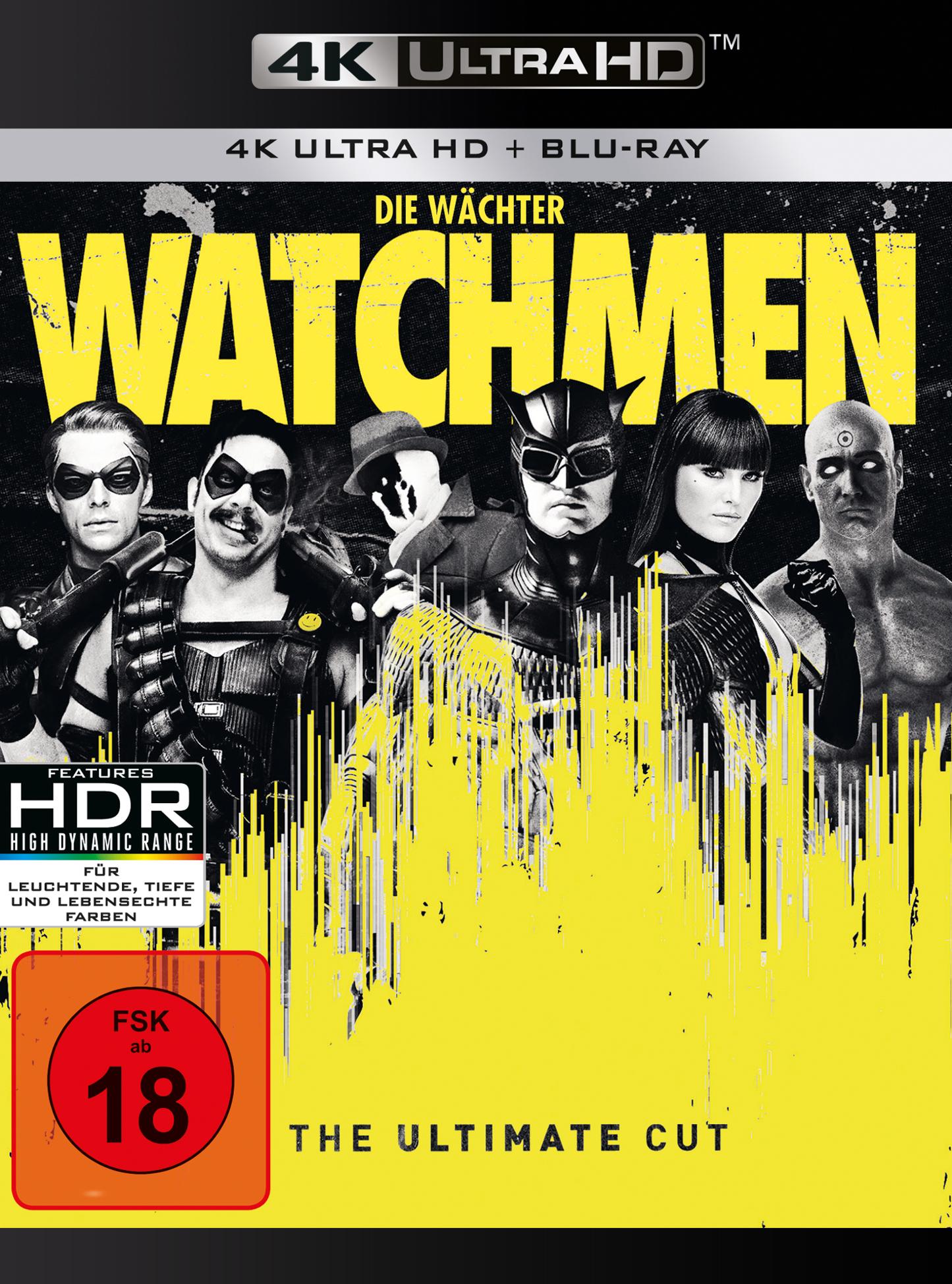 Watchmen Die Wächter