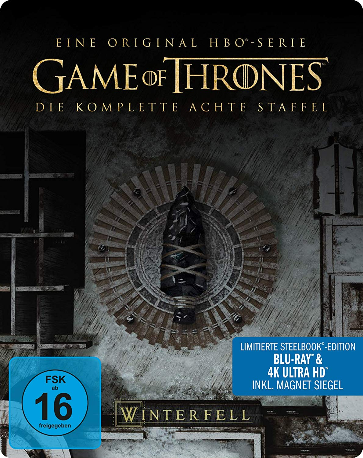 Game Of Thrones Staffel 8 Blu Ray