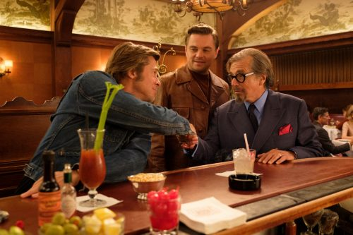 once upon a time in hollywood 4k uhd blu-ray review szene 6