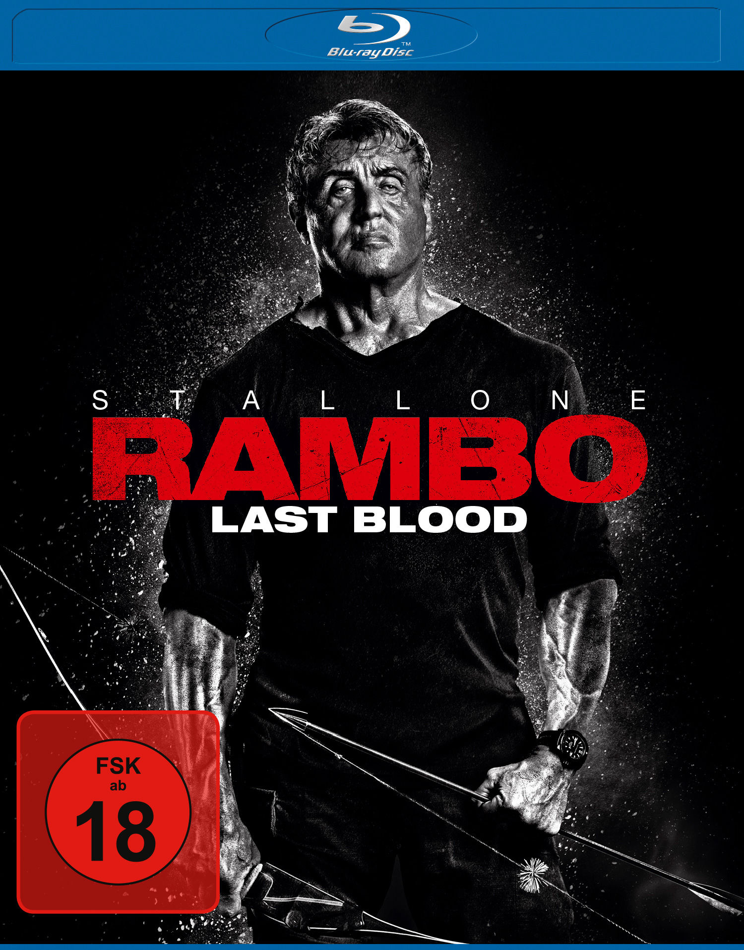 UHD Blu-ray Kritik | Rambo: Last Blood (4K Review, Rezension, uncut)