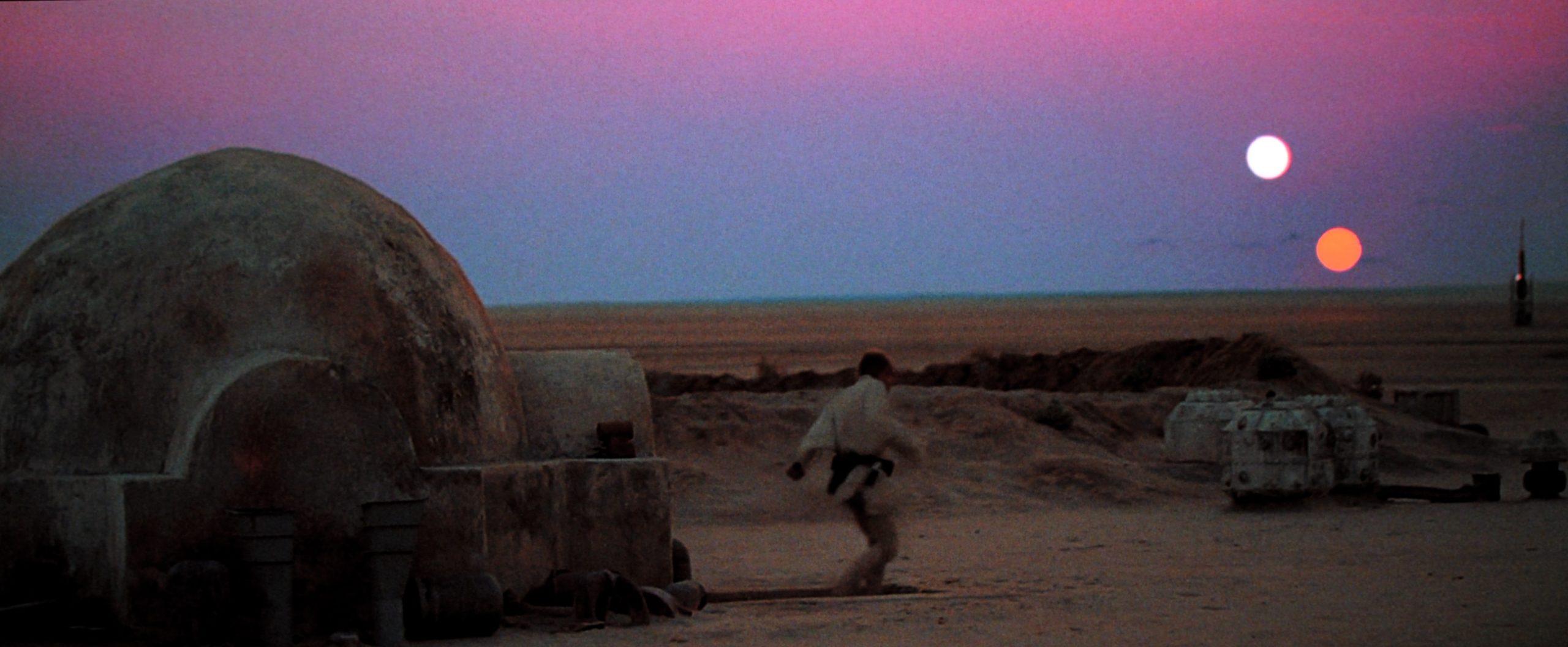 UHD Disney+ Blu-ray Kritik | Star Wars - Eine neue ...  UHD Disney+ Blu...