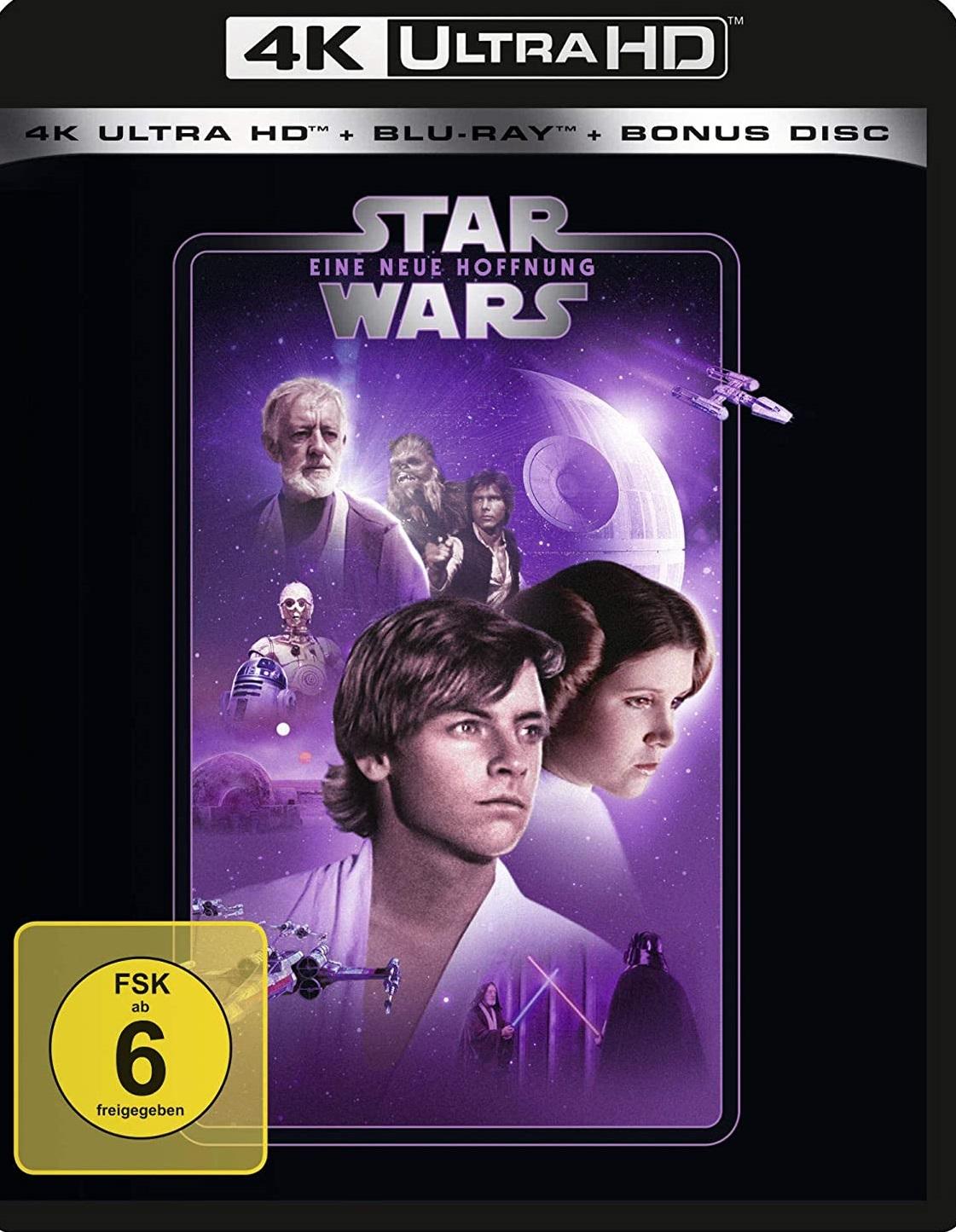 Star Wars Neue Hoffnung
