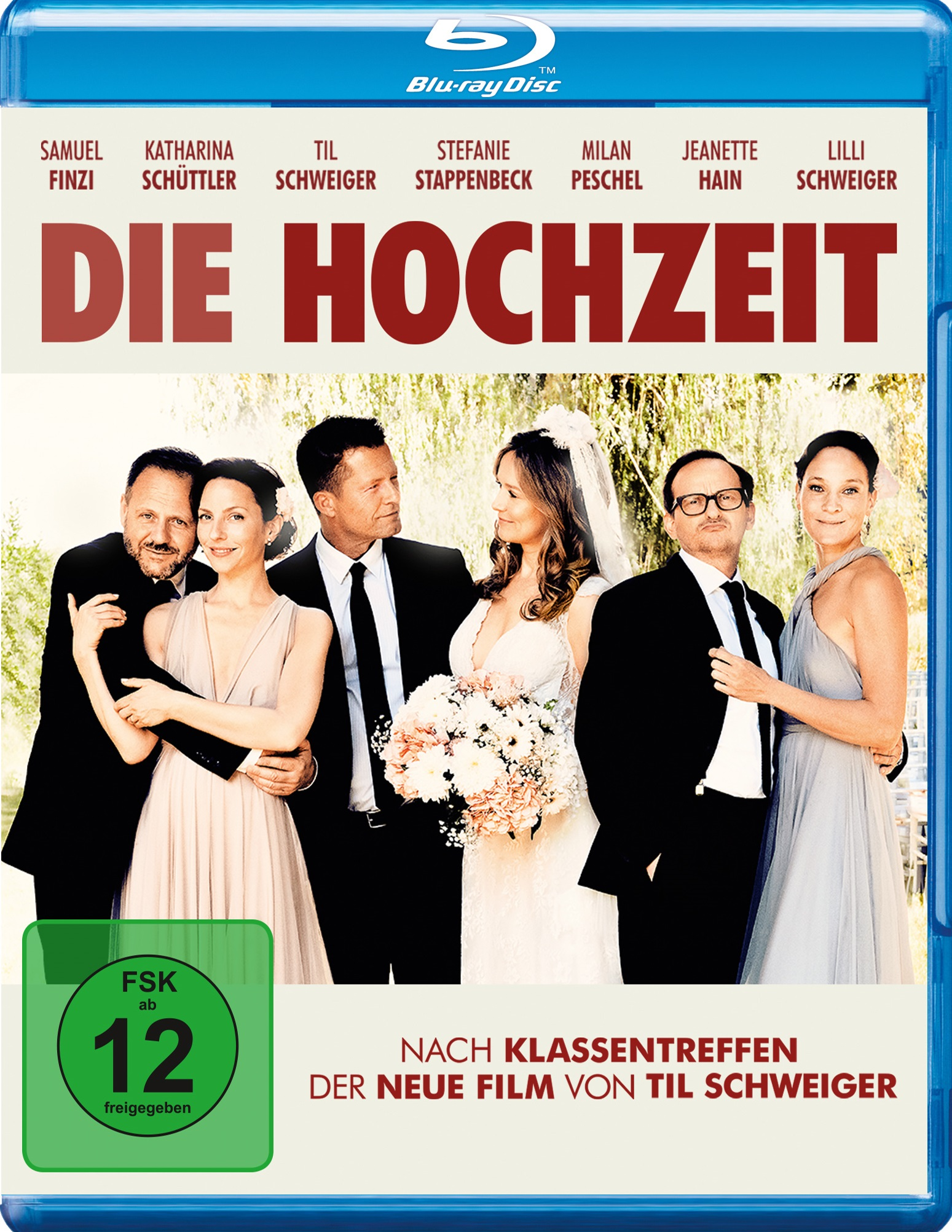 Blu Ray Kritik Die Hochzeit Full Hd Review Rezension