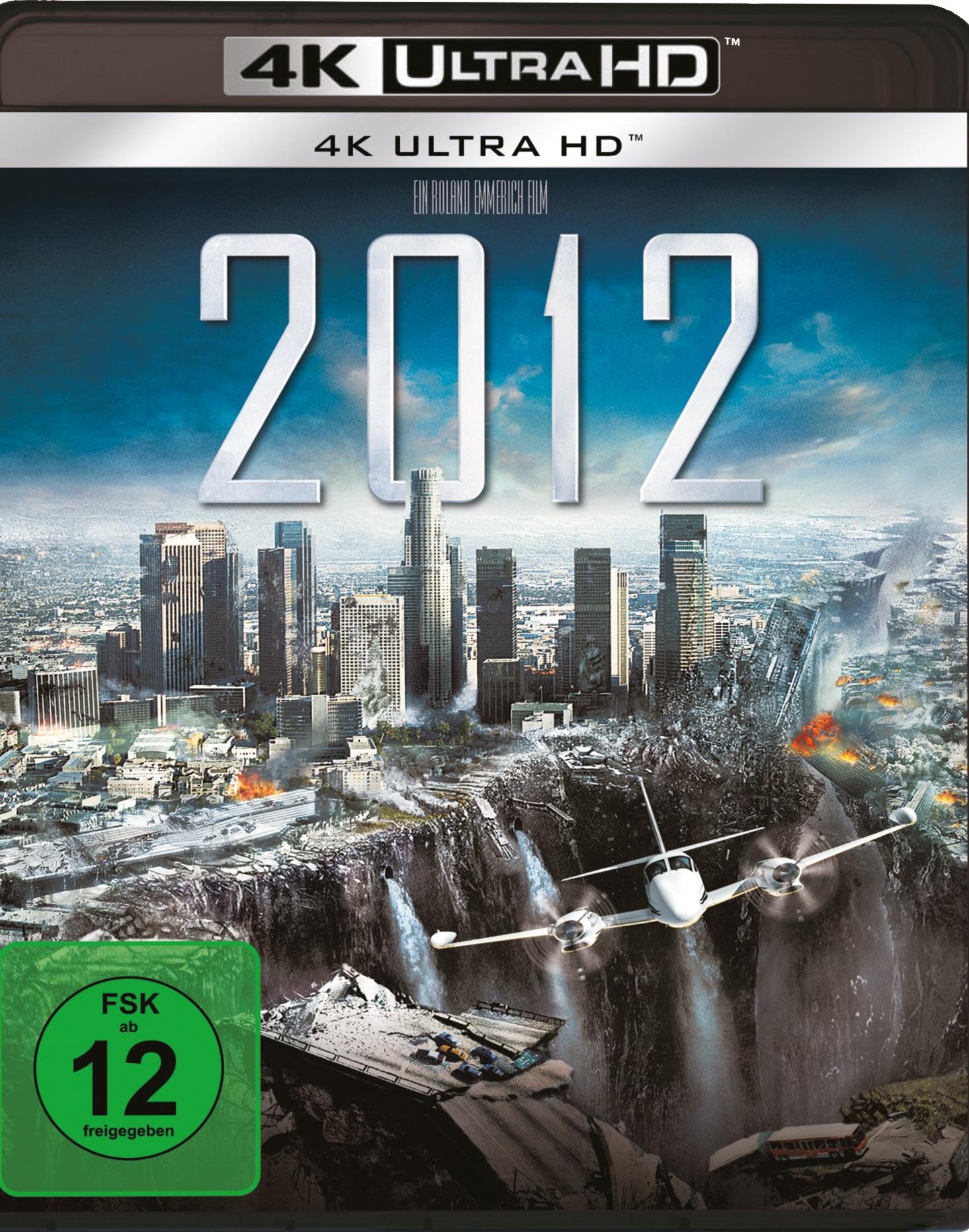 Uhd Blu Ray Kritik 2012 4k Review Rezension Test
